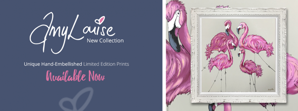 Amy Louise Prints Banner
