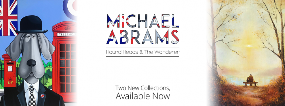 Michael Abrams Website Banner